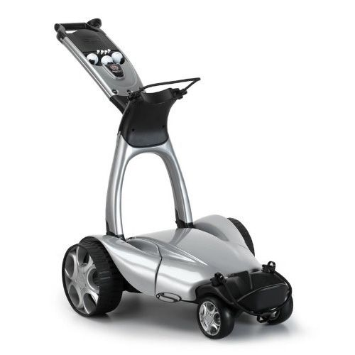 Stewart X9 Follow Electric Golf Push Cart