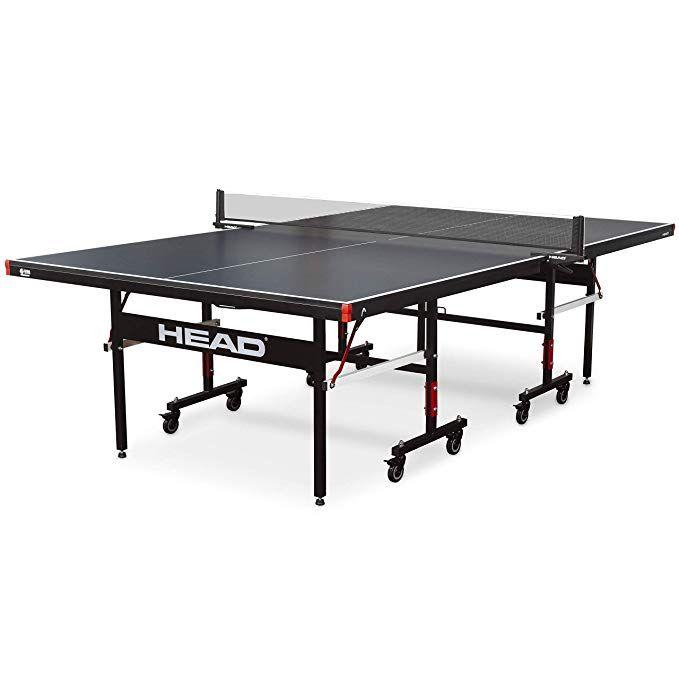 Amazon Com Head Summit Table Tennis Table 18mm Seamless Top