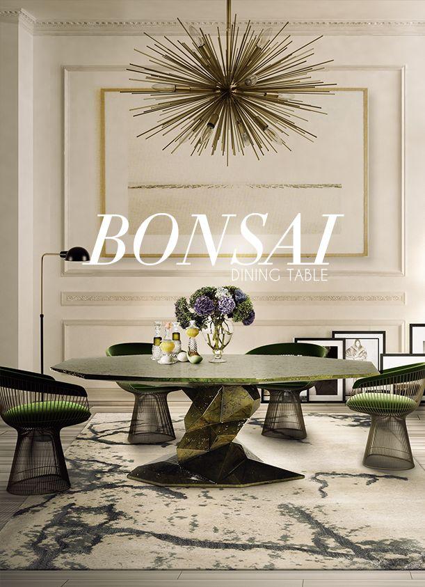 Dining room design ideas 50 inspiration dining tables boca do lobo dining room tables decorating ideas