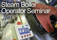 Back by popular demand: Spirax Sarco is hosting a steam boiler operator training course. The course covers all facts of steam boiler operation, maintenance, and troubleshooting. Register now as space is limited.