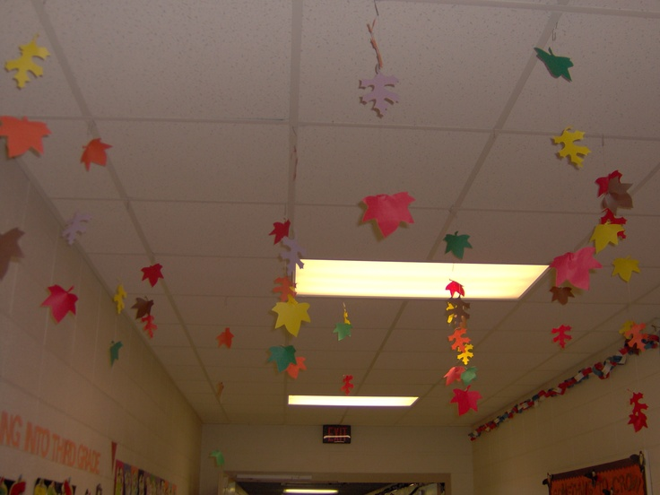 Fall Classroom Ceiling Decorations ~ Best my classroom decorations images on pinterest