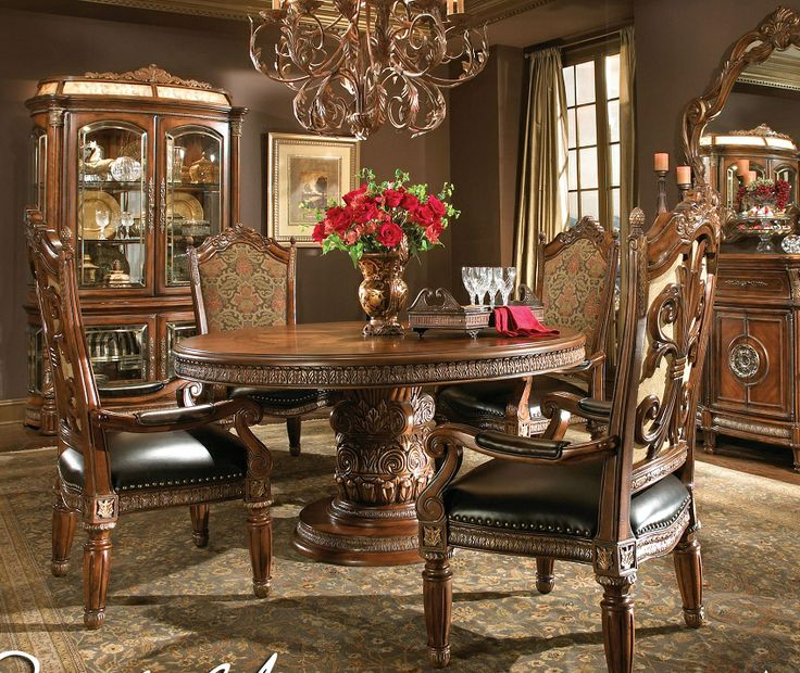 Modern Round Dining Room Sets best 25+ rustic round dining table ideas only on pinterest | round