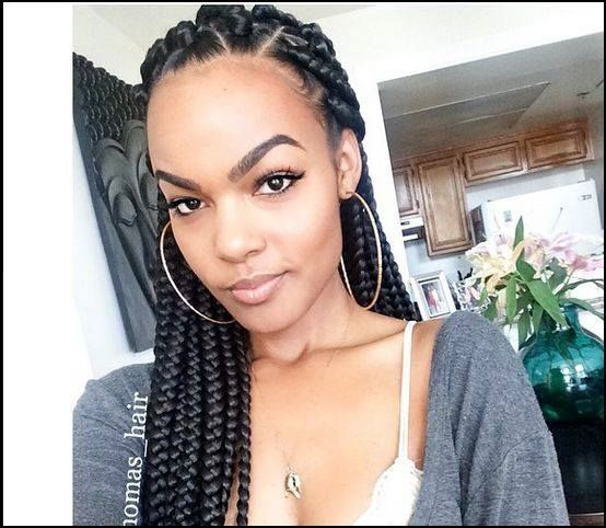25 best ideas about poetic justice braids on pinterest