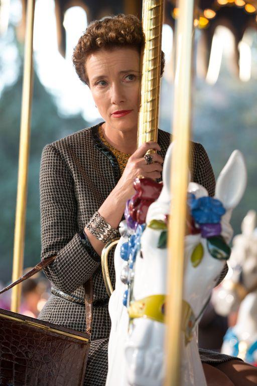 "Pamela Lyndon ""P. L."" Travers, author of Mary Poppins - Emma Thompson in Saving Mr. Banks (2013)."