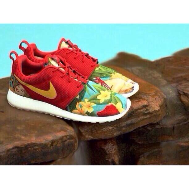 Acheter Nike Roshe Courir Île Fille Clou