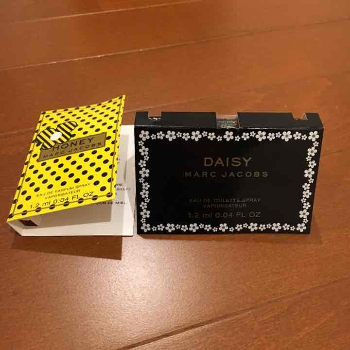 メルカリ商品: マークジェイコブス 香水 Honey Daisy サンプル #メルカリ