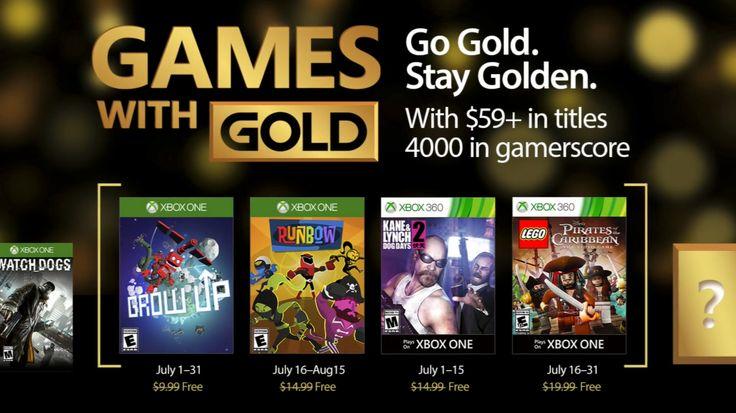 Games with Gold: jogos grátis na Live para julho de 2017 - https://www.showmetech.com.br/games-with-gold-julho-2017/