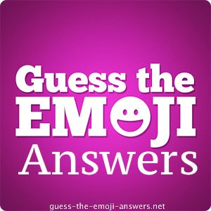 Guess The Emoji Answers, Cheats, Solutions & Help http://www.guess-the-emoji-answers.net/