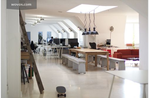 Photos of Gidsy Adalbertstrasse 6 in Berlin, Germany | Discover Workplaces! | WOVOX.com
