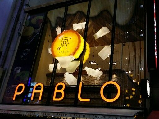 PABLO shop #Osaka, Dontonburi#