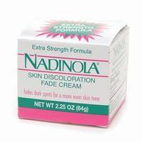 Nadinola - Crema despigmentante de la piel con hidroquinona