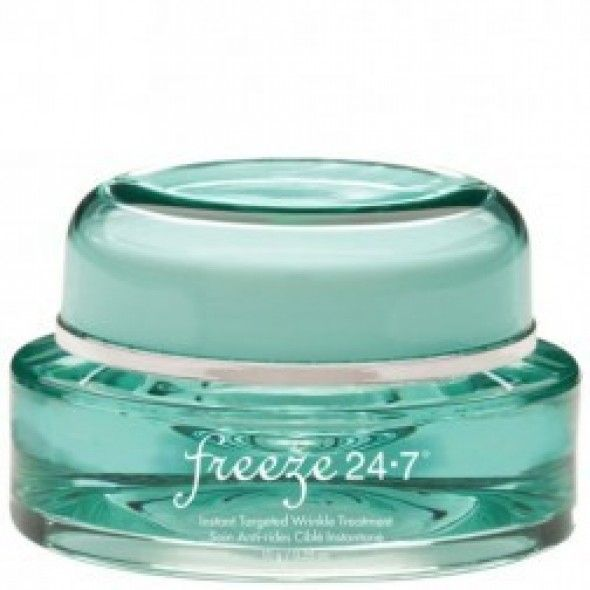 Buy Freeze 24/7 Instant Targeted Wrinkle Treatment to target the affected areas directly and get rid of the wrinkles, fine lines and other aging signs instantly.