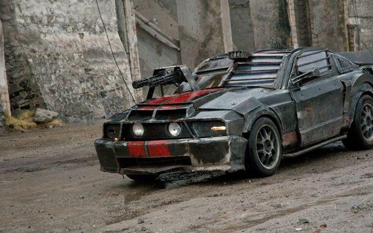Death race 2 cars