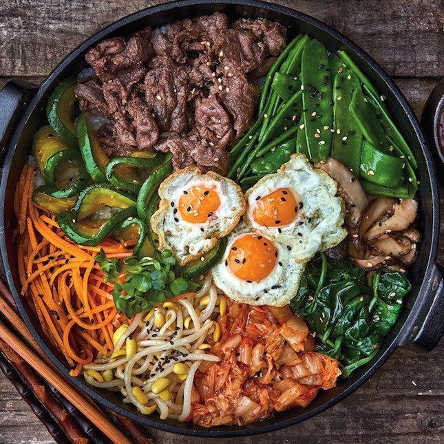 16 Bibimbap Bowl Recipes That'll Make Dinner a Breeze | Brit + Co