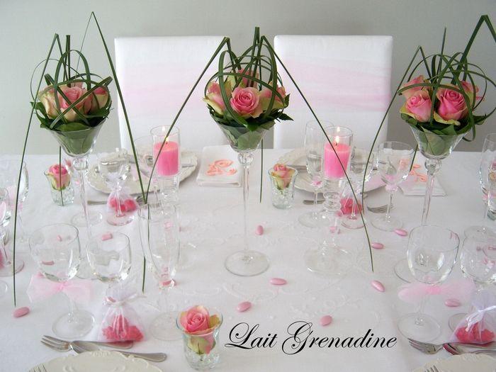 Décoration de table : Les décos de table de Gwénaëlle - 3 | Decoration Table