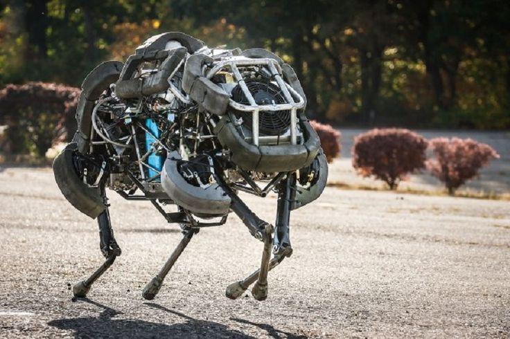 Google, Spot il cane robot a quattro zampe in dirittura d'arrivo  #follower #daynews - http://www.keyforweb.it/google-spot-il-cane-robot-a-quattro-zampe-in-dirittura-darrivo/