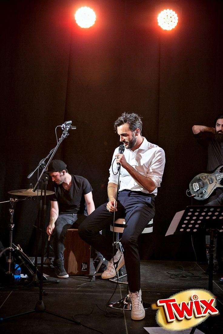 Le foto di Marco Mengoni al Twix Onstage Private Show   Pagina 19