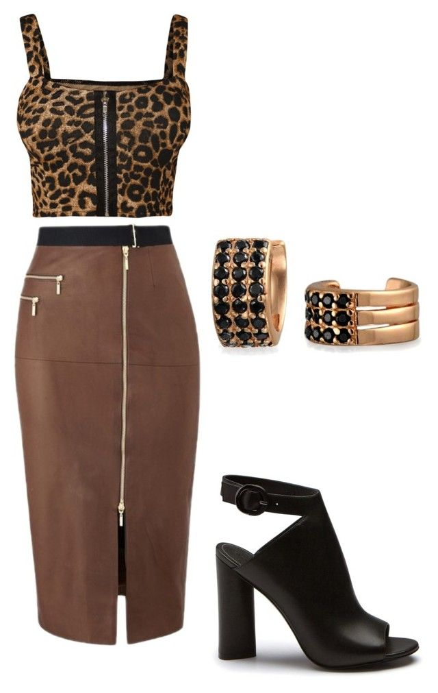 """""""Untitled #87"""" by varga-debora-beatriz on Polyvore featuring Amanda Wakeley, WearAll and Bling Jewelry"""