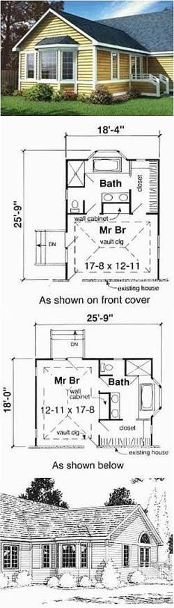 18x24 Total Bedroom And Bathroom Bedroom Addition Pinterest More Bedrooms Ideas