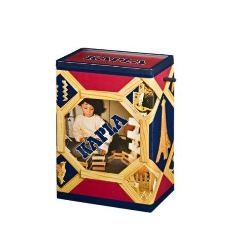 Baril 200 planchettes Kapla pour enfant de 4 ans à 12 ans - Oxybul éveil et jeux
