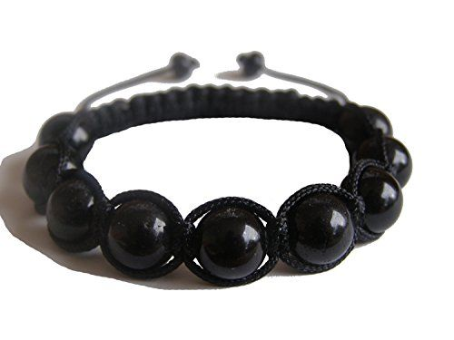 ZENstore Black Tourmaline Healing Yoga Shamballa Knotted ... https://www.amazon.com/dp/B076GR54BW/ref=cm_sw_r_pi_dp_x_eJ06zbGVW5HFK