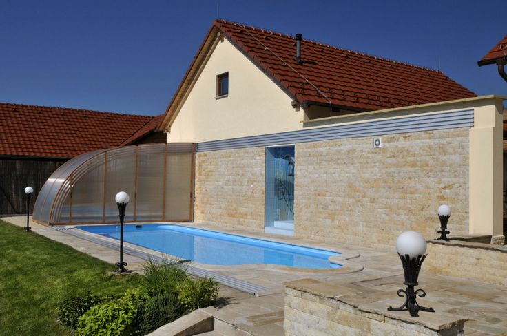 Samonosný bazén - Obdĺžnik
