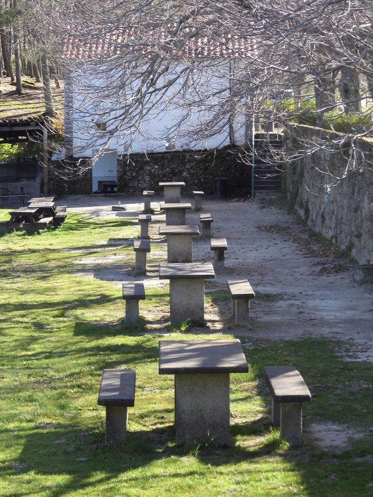 Parque de Merendas da Casa do Guarda de Alcongosta