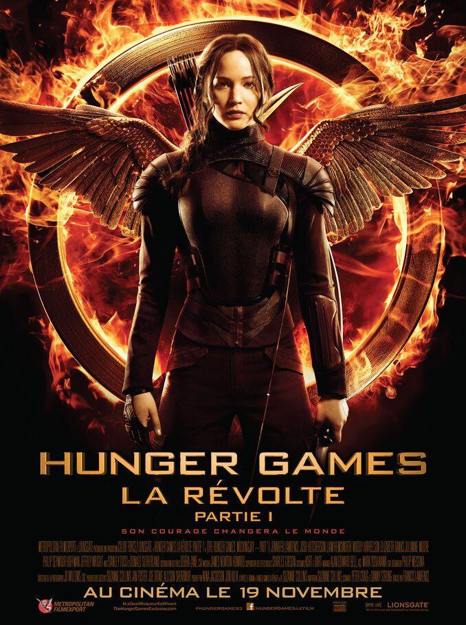 Hunger Games La R騅olte Partie 2 Vf Complet