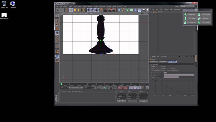Share the video http://www.thevideographyblog.com/share/introducing-cinema-4d-lite-4/ . The Videography Blog and Adobe Certified Expert CINEMA 4D Lite instructor, Jeff Sengstack, present this video tutorial on CINEMA 4D Lite curved 3D surfaces.  This is fourth of several lessons on CINEMA 4D Lite for After Effects users. In this lesson I am covering curved 3D surfaces.  NURBS is an acronym: Non-uniform rational B-spline. Pierre Bézier, the Renault auto company engineer who popularized and…