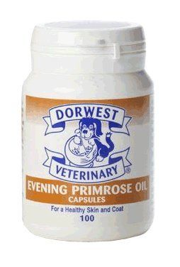 Dorwest Herbs Evening Primrose Oil Capsules for Dogs and Cats 100 Capsules - http://vitamins-minerals-supplements.co.uk/product/dorwest-herbs-evening-primrose-oil-capsules-for-dogs-and-cats-100-capsules/