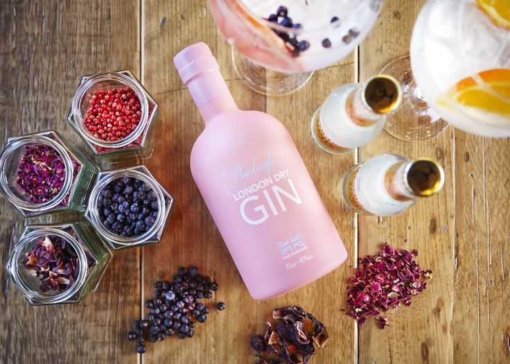 Mummy's Little Monkey has teamed up with 31Dover.com to give you the chance to win a 70cl bottle of Burleighs Gin PINK edition, worth £41.95!