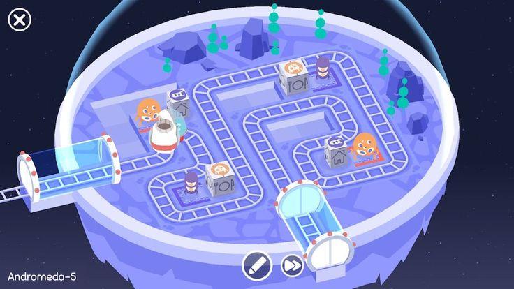 Cosmic Express, un juego de trenes fácil de jugar pero difícil de dominar http://feedproxy.google.com/~r/Esferaiphone/~3/xO4wFIoaWqI/