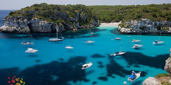 Menorca Ilhas Baleares Espanha