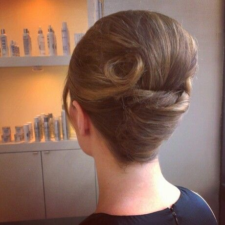 french twist updo love hair  long hair updo medium