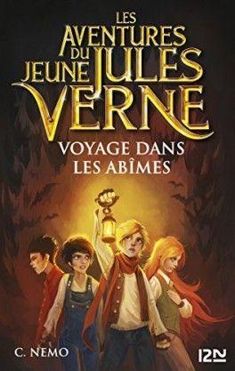 Découvrez Les Aventures du jeune Jules Verne, Tome 3 : Voyage dans les abîmes de Capitaine Nemo sur Booknode, la communauté du livre