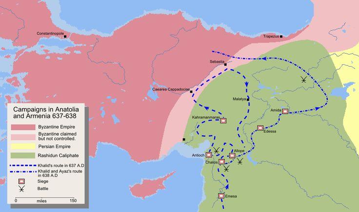 Mohammad adil rais-Invasion of Anatolia and Armenia - Rashidun Caliphate - Wikipedia, the free encyclopedia