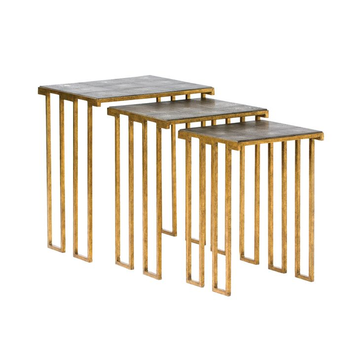 Buy STORK NESTING TABLES From Jean De Merry By San Francisco Design Center  (SFDC)