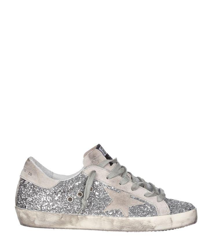 Sneakers Superstar Silver Moon - GOLDEN GOOSE