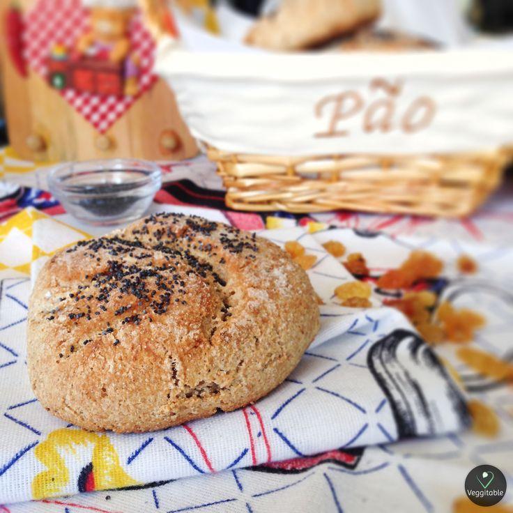 Bolas de Pão de Milho e Espelta | Spelt and Corn Batch Rolls