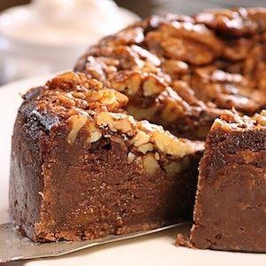 Recipe: Fleming's Walnut Turtle Pie (Fleming's Prime Steakhouse copycat recipe) - Recipelink.com