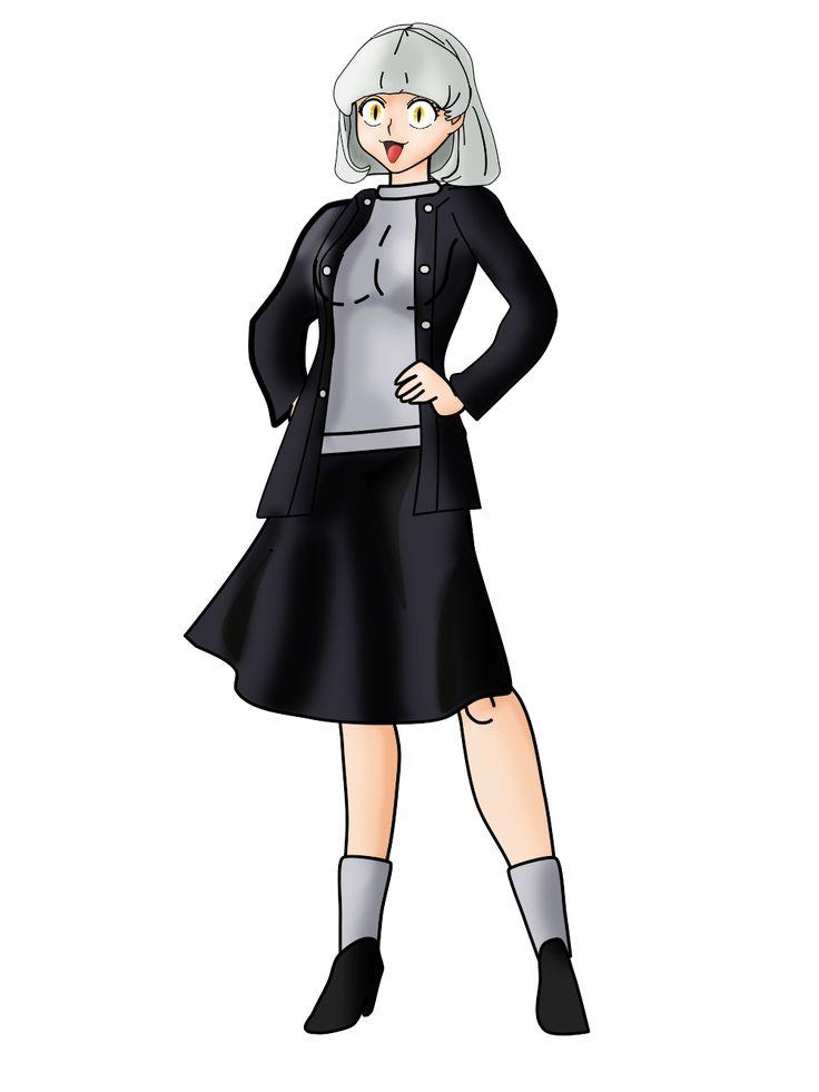 Mara De La Pelicula El Pueblo De Los Malditos Estilo Anime Mara Village Of The Damned Anime Deviantart Profile User Profile