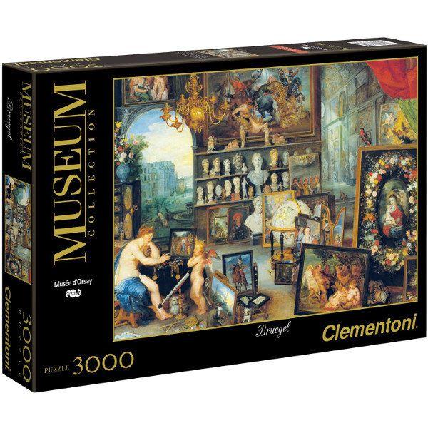 Clementoni, puzzle Breugel Zmysł -   Clementoni , tylko w empik.com: 47,49 zł. Przeczytaj recenzję Clementoni, puzzle Breugel Zmysł. Zamów dostawę do dowolnego salonu i zapłać przy odbiorze!