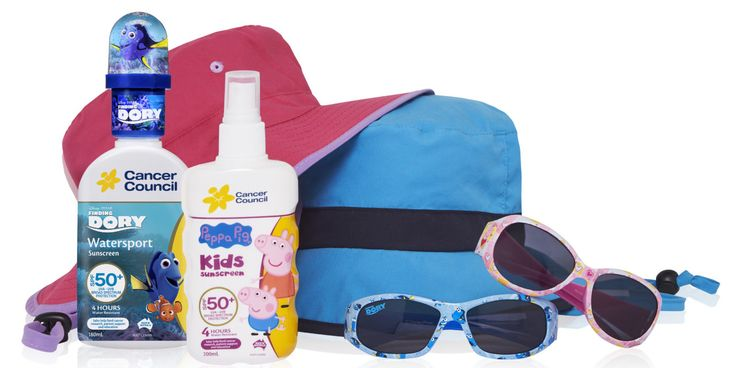 WIN A GIFT PACK FROM THE CANCER COUNCIL'S NEW GOTCHA COVERED RANGE!  Competition Ends:  15/11/2016  Prize:  Kid's sun protection products from Cancer Council's new Gotcha Covered range!  Sponsor:  Cancer Council Australia  Prize Value:  $141.20