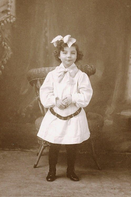Jennie Kennedy. The Old Trunk in the Attic: Friday's Faces from the Past - Jennie Kennedy