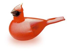iittala Red Cardinal