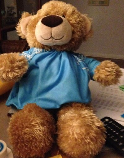 A website with tons of patterns to purchase for build-a-bear (any size) some free