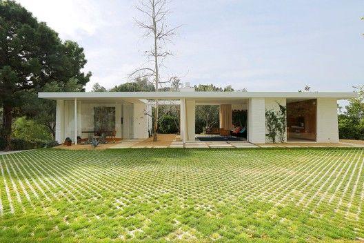 Casa en Hollywood Hills,© Jeff Ong / PostRAIN Productions