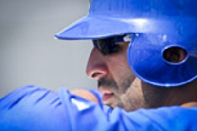 Griffin: Blue Jay star Jose Bautista passes loyalty test