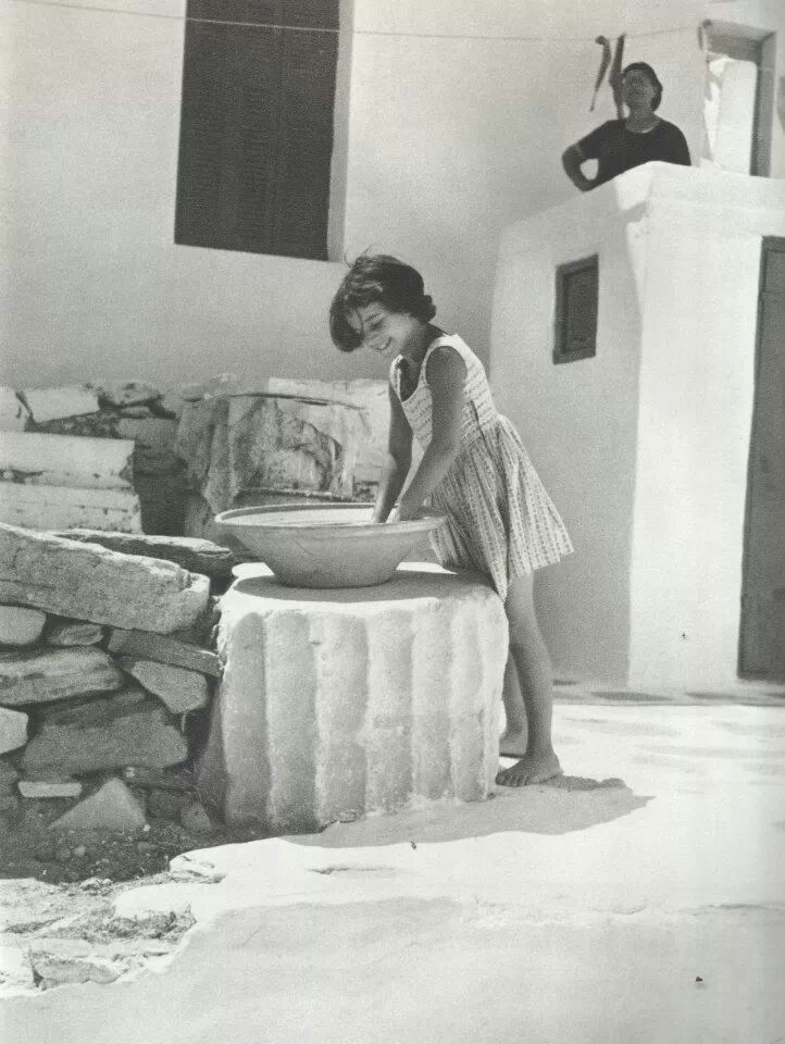 This is my Greece | Paros island 1963