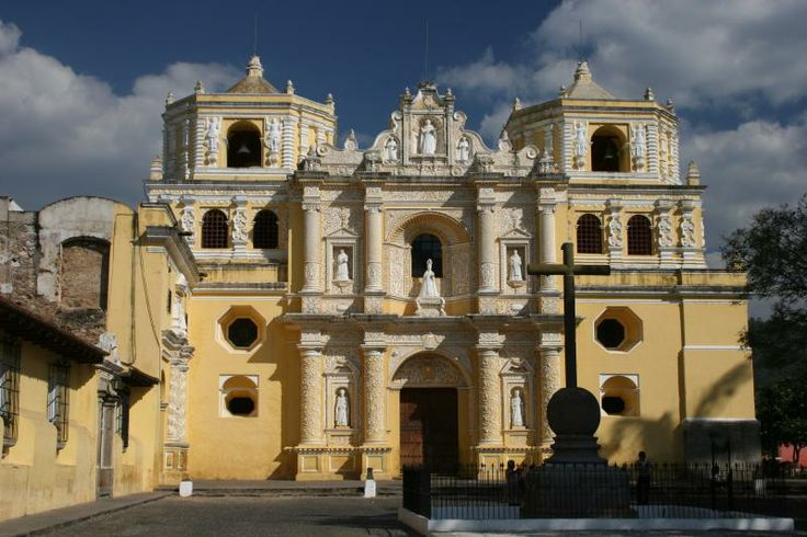 Chapel and Convent of La Merced, Cali, Colombia